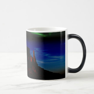 Howling at the Moon Morphing Mug