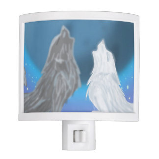 Howling Night Light