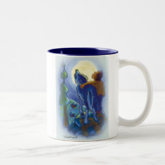 Howling with Wolves Mug