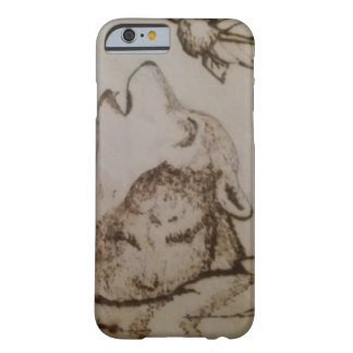 Howling Wolf Barely There iPhone 6 Case