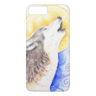 Howling Wolf iPhone 8 Plus/7 Plus Case