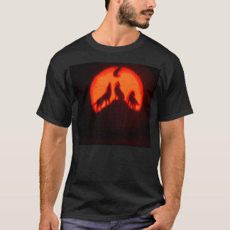 Howling Wolf Trio T-Shirt