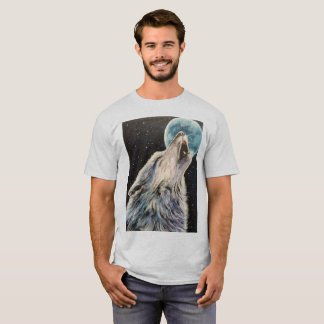 Howling Wolf Tshirt