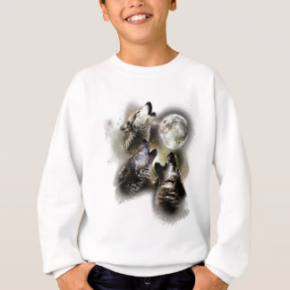 Howling Wolves Moon Sweatshirt