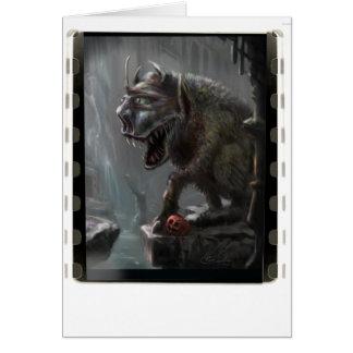 Howloweeeeeeen Card