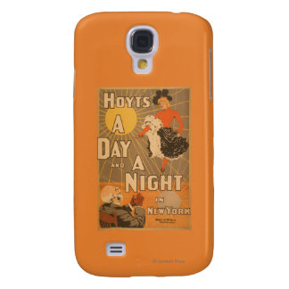 Hoyt's A day and a night in New York City Play