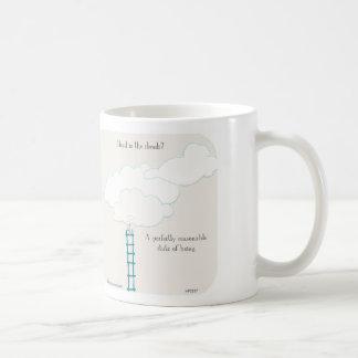 "HP2227 ""Harold's Planet"" head in the clouds Coffee Mug"