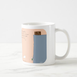 "HP2295 ""Harold's Planet"" Rumi chocolate love Coffee Mug"