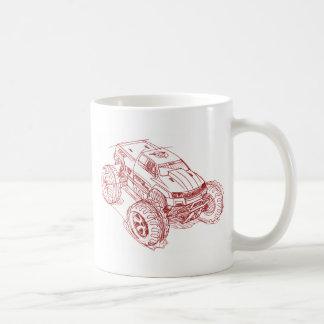HPI Savage Flux Coffee Mug