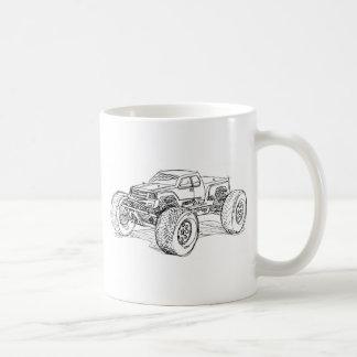 HPI Savage XL 5-9cc Coffee Mug