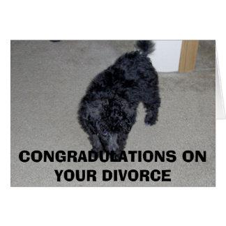 HPIM0003, CONGRADULATIONS ON YOUR DIVORCE CARD