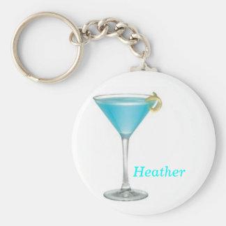 hpnotini, heather keychain