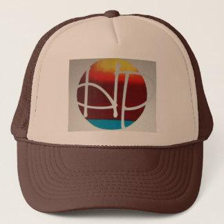 hPOSCH Sunset Logo hat
