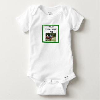 hprse racing baby onesie