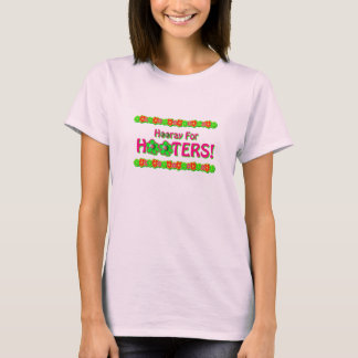 HPS Hooray for Hooters Baby Doll T-Shirt