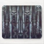 hr_giger_newyorkcity_XI_exotic-corrected-tiled Mousepads