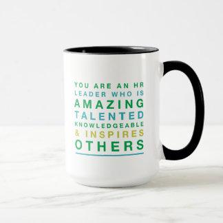 HR Leader Mug