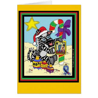 HRB EDS Zebra Card