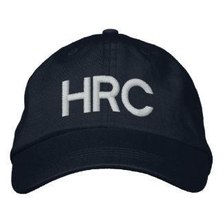 HRC - Hillary Rodham Clinton 2016 Embroidered Baseball Cap