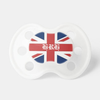 'HRH' His or Her Royal Highness Baby Pacifier