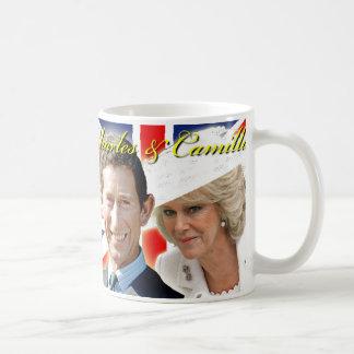 HRH Prince Charles & HRH Duchess of Cornwall Coffee Mug