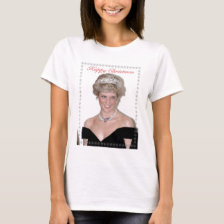 HRH The Princess of Wales Christmas T-Shirt