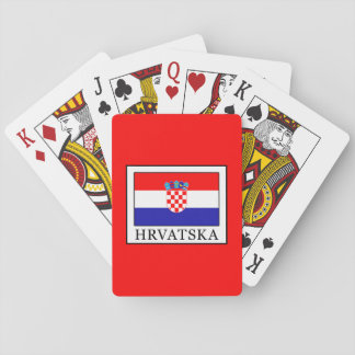 Hrvatska Playing Cards