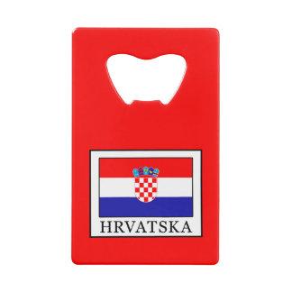 Hrvatska Wallet Bottle Opener