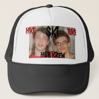 HSB KREW TRUCKER HAT