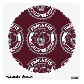 HSEF Panther Pride Walls 360 Custom Wall Decal