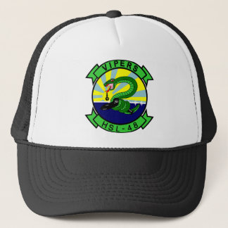 HSL-48 Vipers Trucker Hat