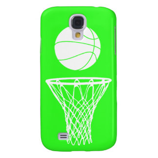 HTC Vivid Case-Mate Bball Silhouette Green