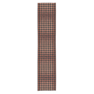 HTH1 BK MARBLE COPPER SHORT TABLE RUNNER