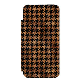 HTH1 BK-MRBL BR-STONE INCIPIO WATSON™ iPhone 5 WALLET CASE