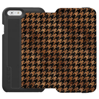 HTH1 BK-MRBL BR-STONE INCIPIO WATSON™ iPhone 6 WALLET CASE