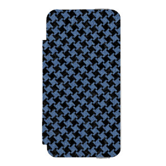 HTH2 BK-MRBL BL-DENM INCIPIO WATSON™ iPhone 5 WALLET CASE