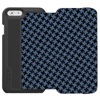 HTH2 BK-MRBL BL-DENM INCIPIO WATSON™ iPhone 6 WALLET CASE