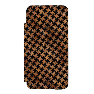 HTH2 BK-MRBL BR-STONE INCIPIO WATSON™ iPhone 5 WALLET CASE
