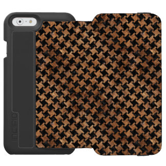 HTH2 BK-MRBL BR-STONE INCIPIO WATSON™ iPhone 6 WALLET CASE