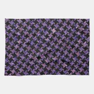 HTH2 BK-PR MARBLE TOWEL