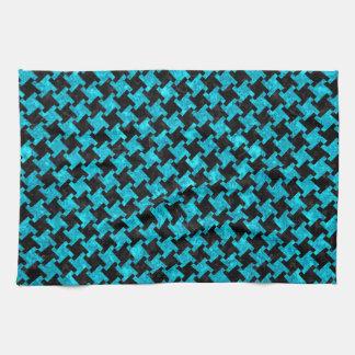 HTH2 BK-TQ MARBLE HAND TOWEL