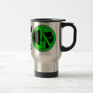 HTH Drink like a HERO Travel Mug