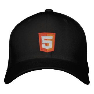 HTML 5 EMBROIDERED HATS