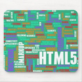 HTML 5 or HTML5 Mouse Pad