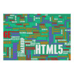 HTML 5 or HTML5 Poster
