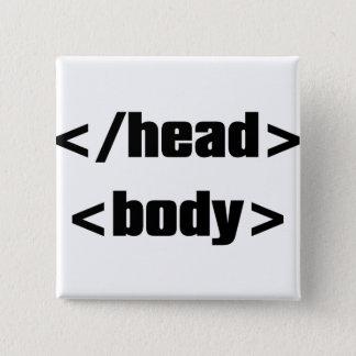 HTML_Element 2 Inch Square Button