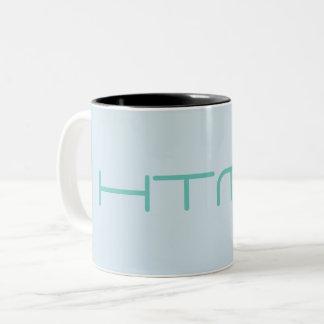HTML mug