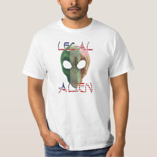 HTR Clothing - Legal Alien Shirt