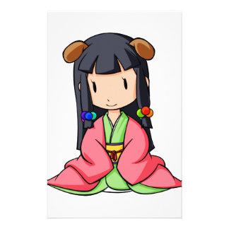 hu - English story Nanso Chiba Yuru-chara Customized Stationery
