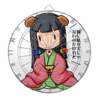 hu - English story Nanso Chiba Yuru-chara Dartboard